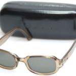 Gucci Damen Sonnenbrille mit Etui